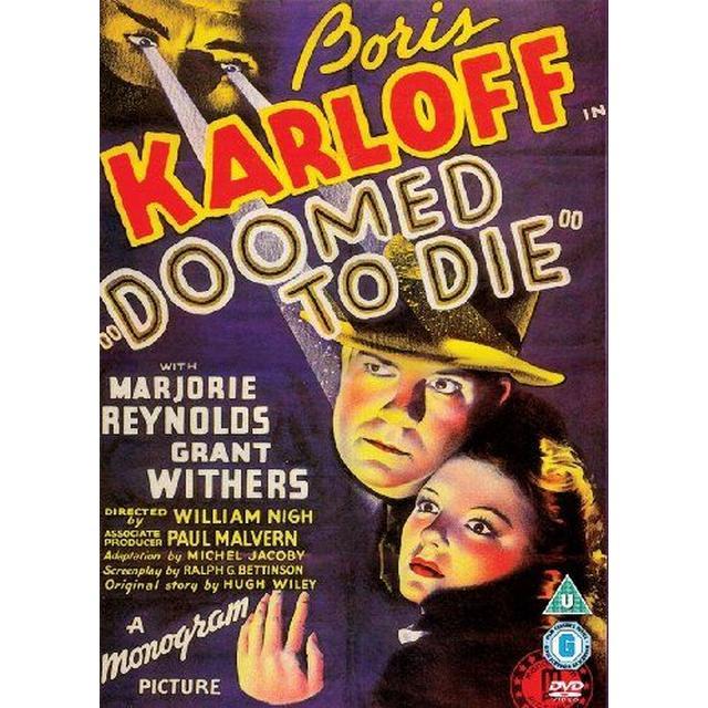 Doomed To Die [DVD]